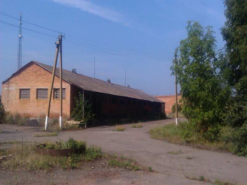 Майновий комплекс смт. Яблунець